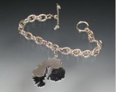 MDI large charm bracelet